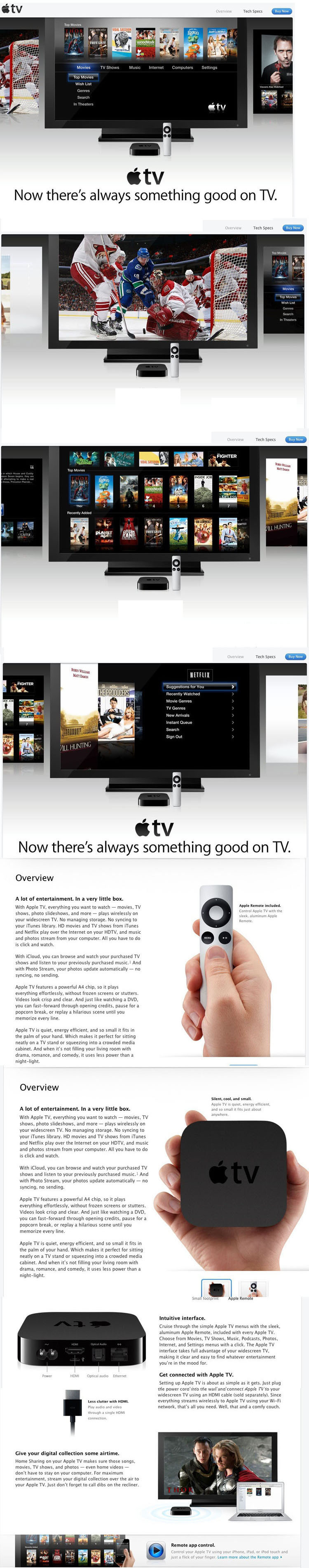 how to set up apple tv 2nd generation