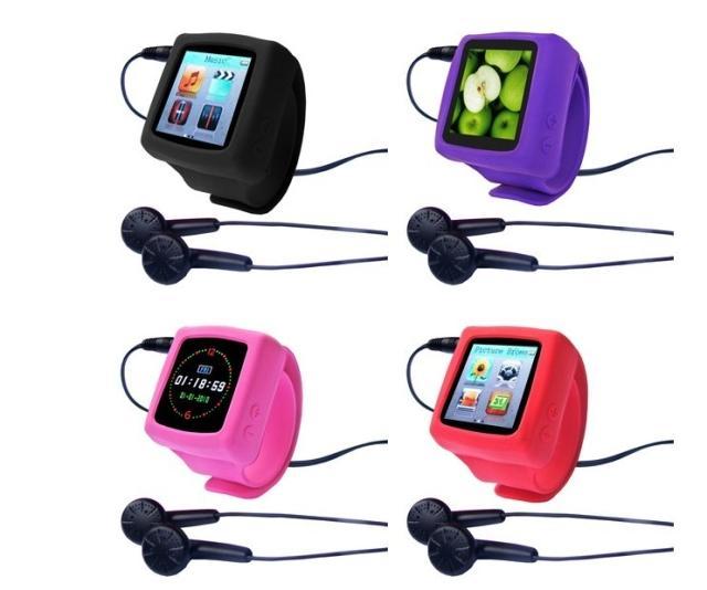 New MP3 watch MP4 Watch Wathch MP3 Player Watch MP4 Player ...