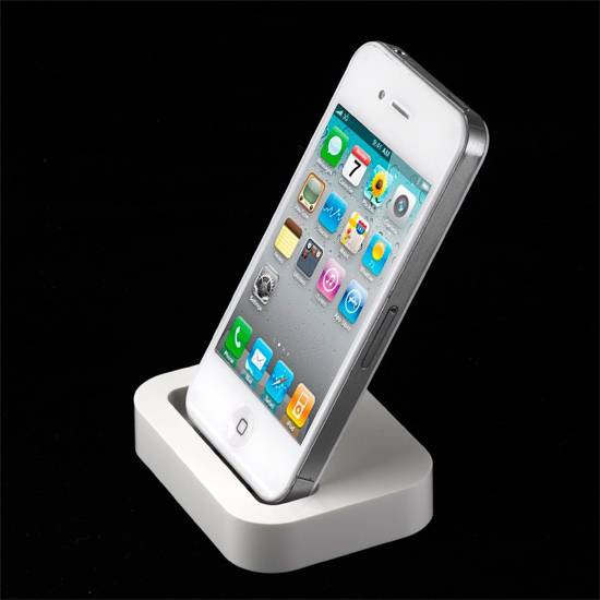usb charger dock sync docking station for apple iphone 4s. Black Bedroom Furniture Sets. Home Design Ideas