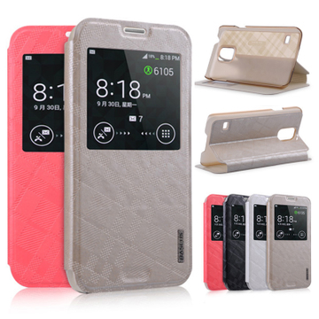 brand new 40460 2a6ad Genuine Samsung Original Smart S View Cover Flip Cover Case Galaxy ...