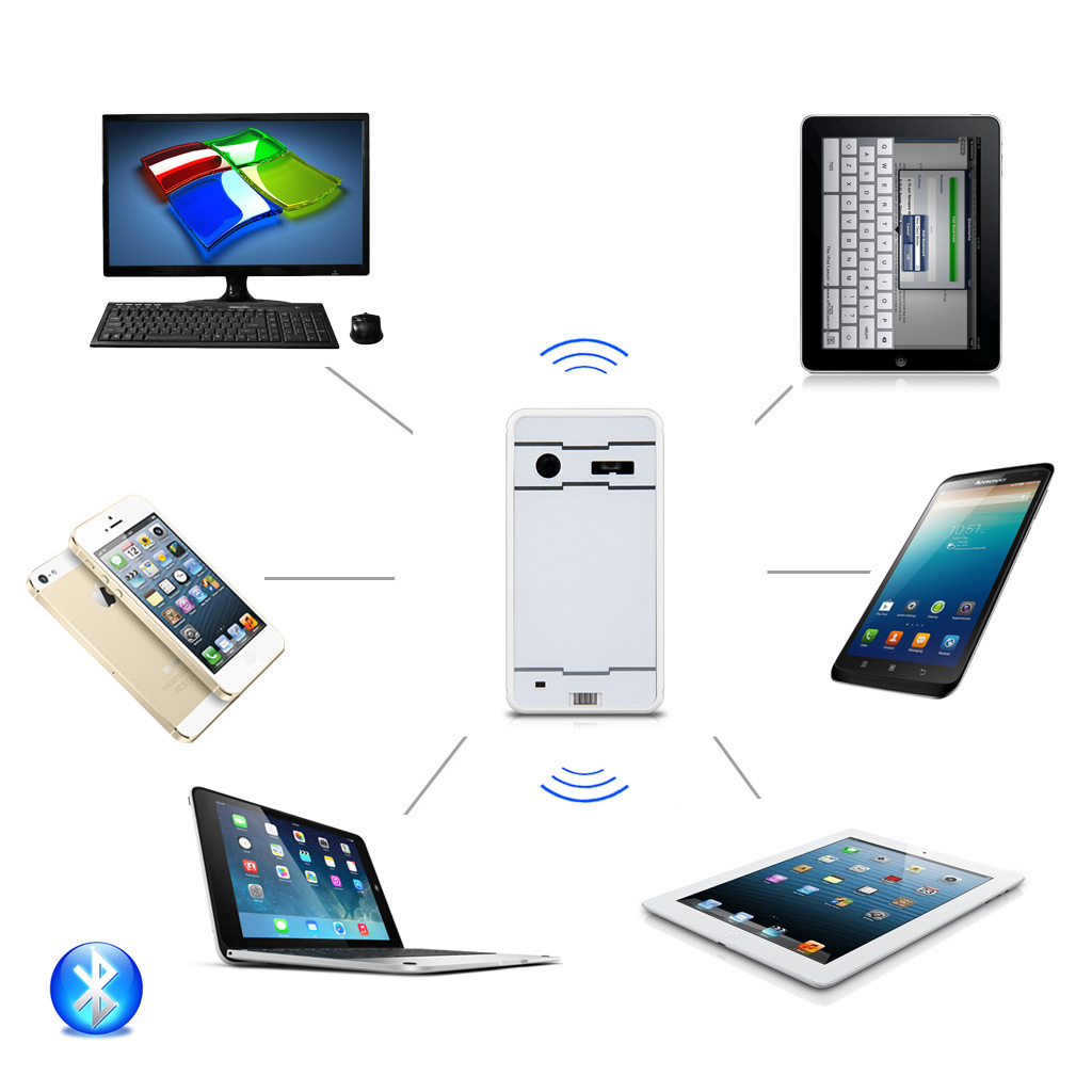 Virtual laser projection keyboard wireless bluetooth for for Apple wireless projector