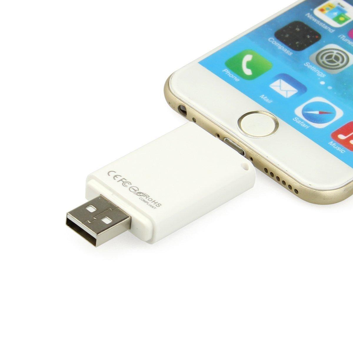 finest selection 9150c 065f7 New I-flash Drive Flash Drive HD OTG for iPhone 6 plus,6,5s,5c/iPad ...