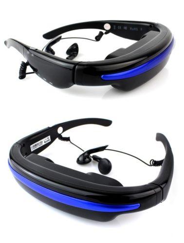 3e621562c0 Virtual Private Theatre Video Glasses 4GB 72