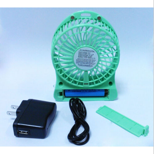 Mini Portable Pocket Fan 3 Level Speed Air Hand Held