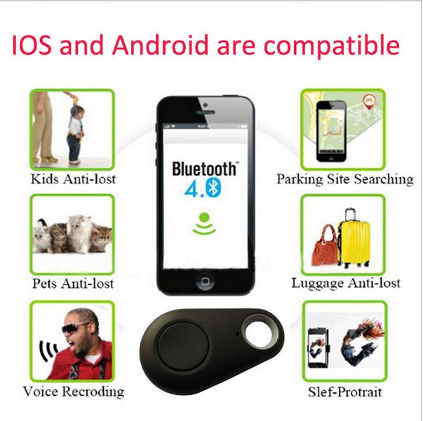 ITag Smart Wireless Anti-Lost Alarm Self-Portrait Bluetooth
