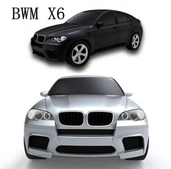 BMW X6 Car Model Portable Bluetooth ...