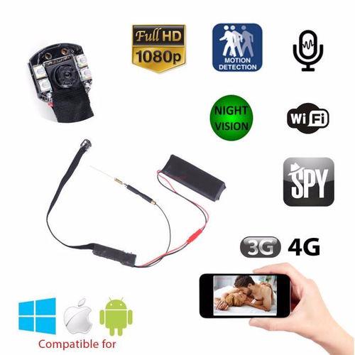 Hd Diy Module 1080p 720p Hd P2p Wifi Ip Camera Hidden Camera