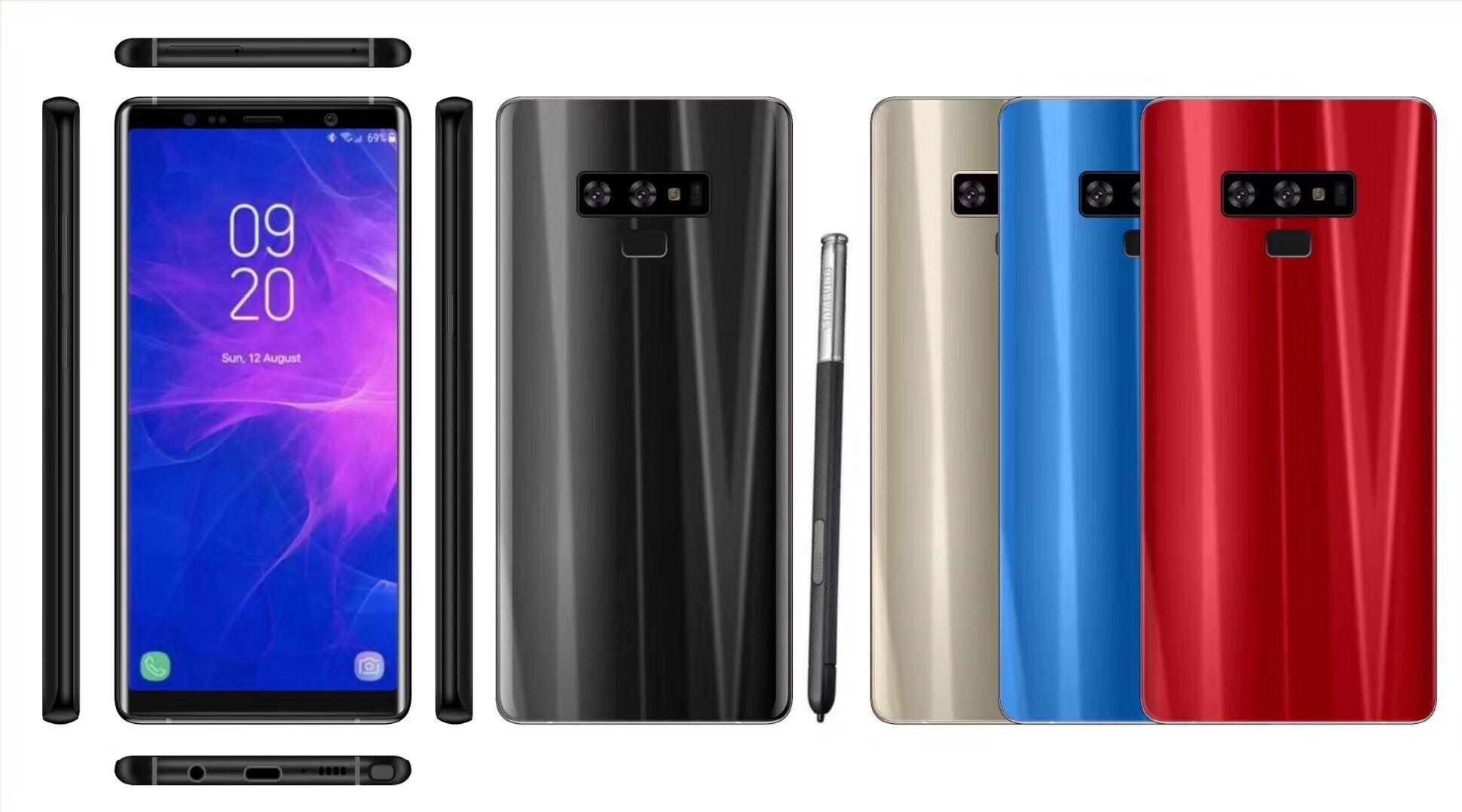Samsung Galaxy Note 9 Clone Copy N9600 Dual 6 4inch Replica